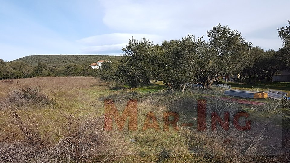 Land, 1350 m2, For Sale, Sveti Filip i Jakov - Turanj