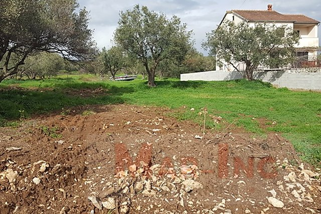 Land, 661 m2, For Sale, Sveti Filip i Jakov - Turanj