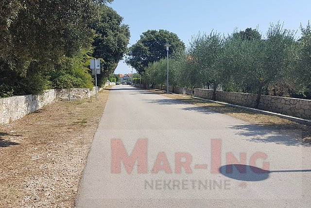 Land, 630 m2, For Sale, Nin - Zaton