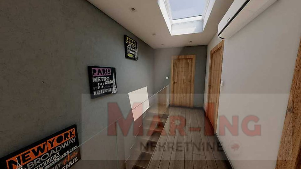 Holiday Apartment, 130 m2, For Sale, Vrsi
