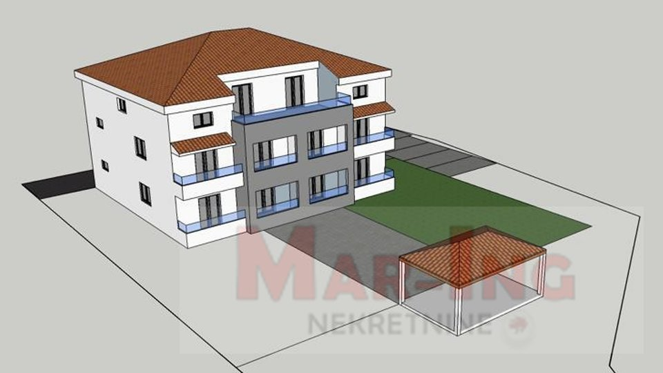 House, 197 m2, For Sale, Zadar-okolica - Murvica