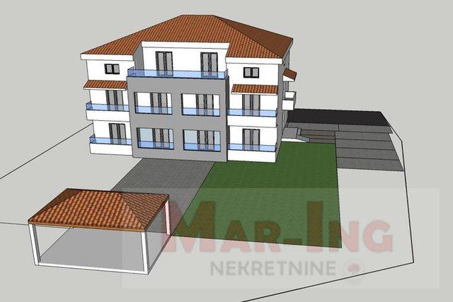 House, 197 m2, For Sale, Zadar-okolica - Murvica