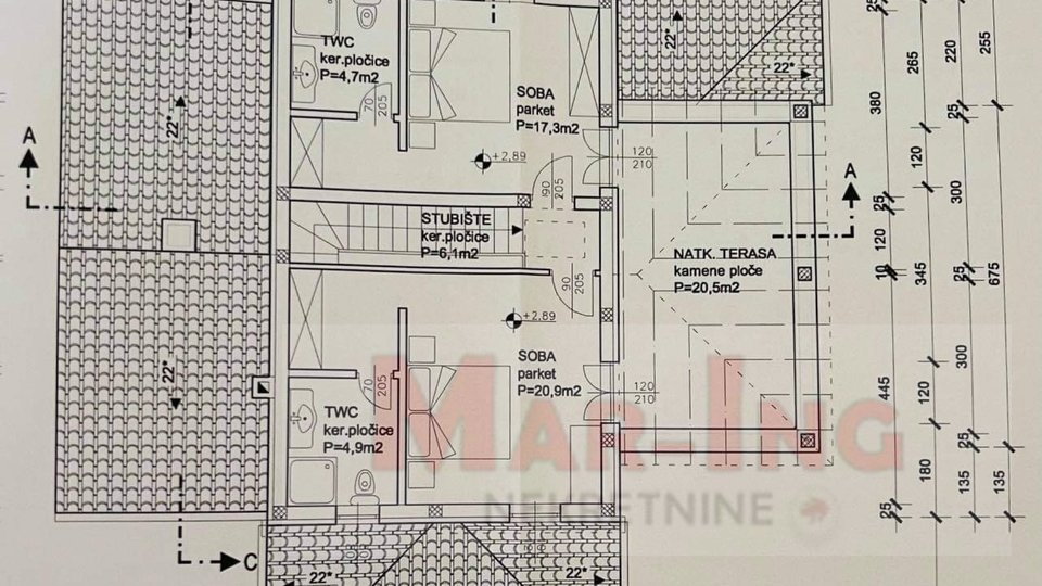 Zemljišče, 1070 m2, Prodaja, Novigrad - Pridraga